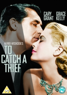 To Catch a Thief, DVD  DVD