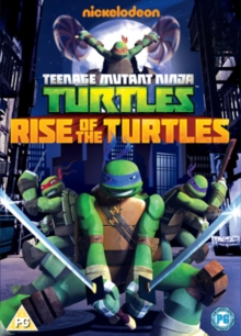 Teenage Mutant Ninja Turtles: Rise of the Turtles - Season 1..., DVD DVD