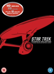Star Trek: The Movies 1-10, DVD  DVD