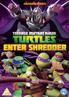 Teenage Mutant Ninja Turtles: Enter Shredder - Season 1 Volume 2, DVD DVD