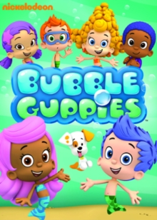 Bubble Guppies, DVD  DVD