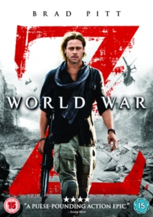 World War Z, DVD  DVD