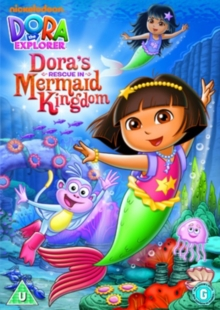 Dora the Explorer: Dora's Rescue in the Mermaid Kingdom, DVD  DVD