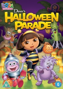 Dora the Explorer: Dora's Halloween Parade, DVD  DVD