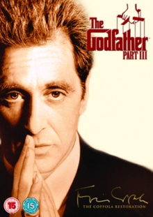 The Godfather: Part III, DVD DVD