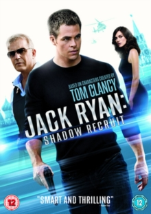 Jack Ryan: Shadow Recruit, DVD  DVD
