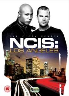 NCIS Los Angeles: The Fifth Season, DVD  DVD