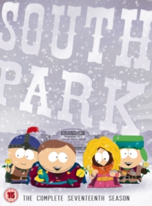 South Park: Series 17, DVD  DVD