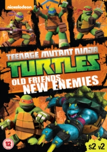 Teenage Mutant Ninja Turtles: Old Friends New Enemies - Season..., DVD DVD