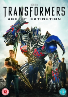 Transformers: Age of Extinction, DVD  DVD