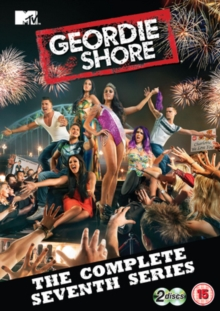 Geordie Shore: The Complete Seventh Series, DVD  DVD