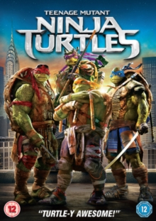 Teenage Mutant Ninja Turtles, DVD  DVD