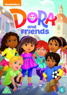 Dora and Friends, DVD  DVD