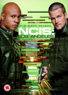 NCIS Los Angeles: The Sixth Season, DVD  DVD