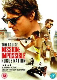 Mission: Impossible - Rogue Nation, DVD DVD