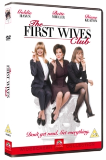 The First Wives Club, DVD DVD
