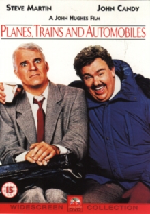 Planes, Trains and Automobiles, DVD  DVD