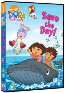 Dora the Explorer: Save the Day!, DVD  DVD