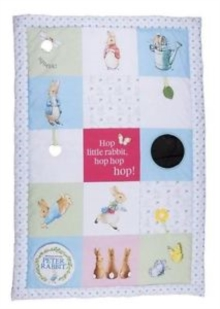 Peter Rabbit Activity Playmat,  Book
