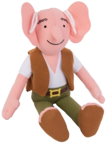 BFG Soft Toy,  Book
