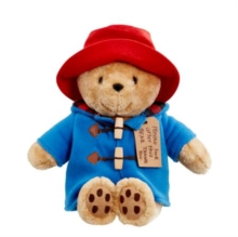 Cuddly Paddington Soft Toy,  Book