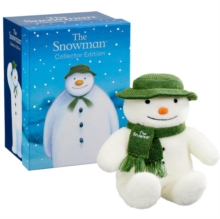 Collector Snowman Boxed Soft Toy,  Book