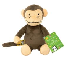 That's Not My Monkey Soft Toy (15cm), General merchandize Book