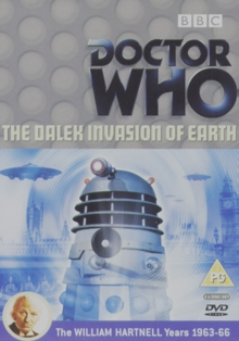 Doctor Who: The Dalek Invasion of Earth, DVD  DVD