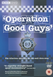Operation Good Guys: Series 1-3, DVD  DVD