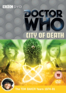 Doctor Who: City of Death, DVD  DVD