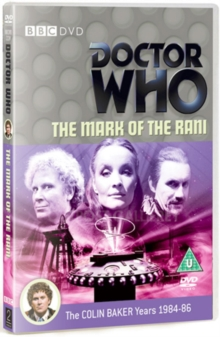 Doctor Who: The Mark of the Rani, DVD  DVD