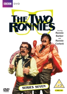 The Two Ronnies: Series 7, DVD DVD