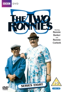 The Two Ronnies: Series 8, DVD DVD