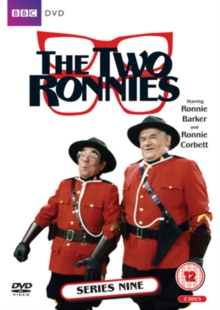 The Two Ronnies: Series 9, DVD DVD