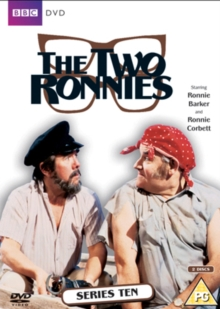 The Two Ronnies: Series 10, DVD DVD