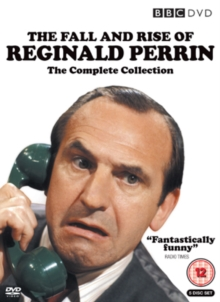 The Fall and Rise of Reginald Perrin/The Legacy of Reginald..., DVD DVD