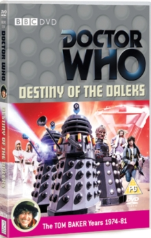 Doctor Who: Destiny of the Daleks, DVD  DVD