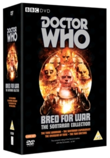Doctor Who: Bred for War - The Sontaran Collection, DVD  DVD