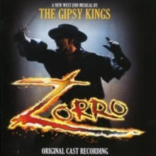 Zorro, CD / Album Cd