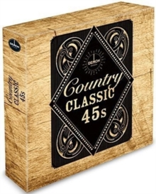 "Classic 45s: Country, Vinyl / 7"" Single Box Set Vinyl"