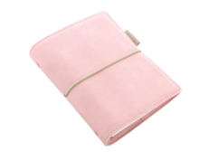 FILOFAX DOMINO SOFT POCKET PALE PINK,  Book