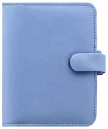 FILOFAX SAFFIANO POCKET VISTA BLUE,  Book