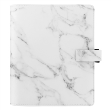 Filofax A5 Patterns Marble organiser, Paperback Book