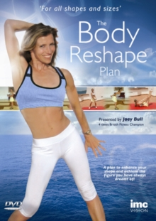 The Body Re-shape Plan, DVD DVD