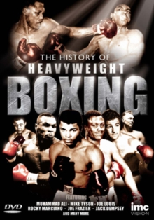 The History of Heavyweight Boxing, DVD DVD