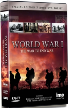 World War 1: The War to End War, DVD  DVD