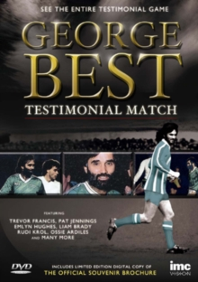 George Best: Testimonial Match, DVD  DVD