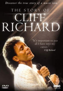 Cliff Richard: The Story of Cliff Richard, DVD  DVD