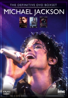 Michael Jackson: The Definitive Collection, DVD  DVD