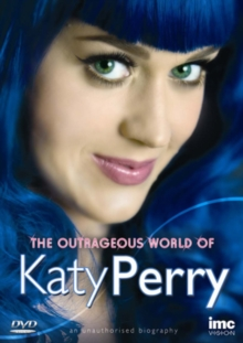 Katy Perry: The Outrageous World of Katy Perry, DVD  DVD